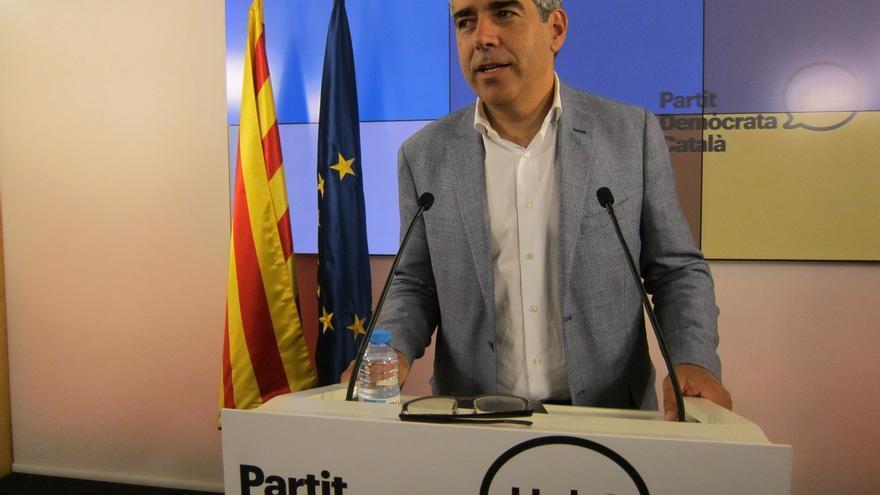 Homs asegura que no apoyará un gobierno de Rajoy e insiste en que sí hablaría con Sánchez