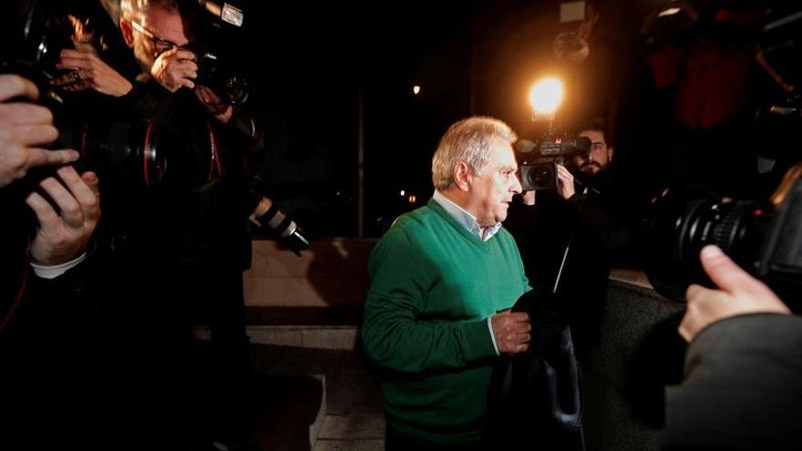 Alfonso Rus, investigado en una nueva pieza separada del caso Imelsa