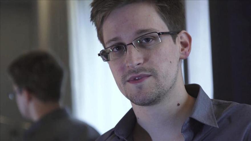 Edward Snowden, la fuente de la información sobre el espionaje de la NSA.