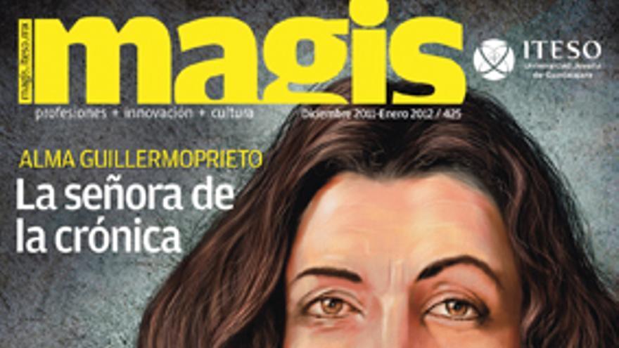 """Alma Guillermoprieto, la """"señora de la crónica"""""""