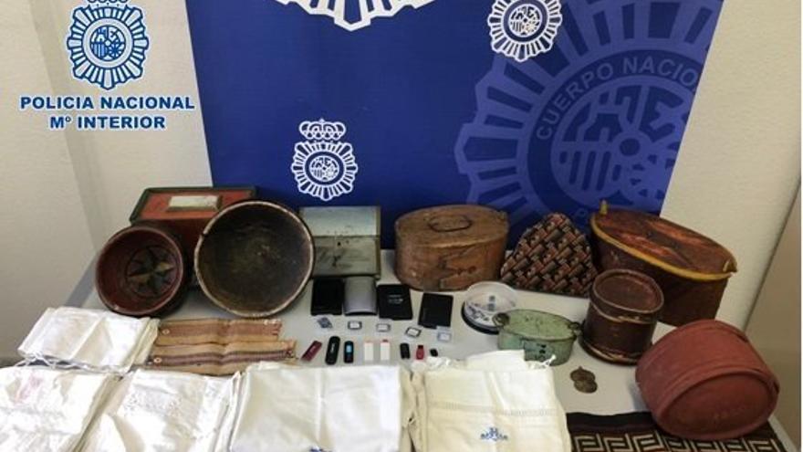 Detenido en Tenerife tras robar varias obras de arte de un museo en Suecia