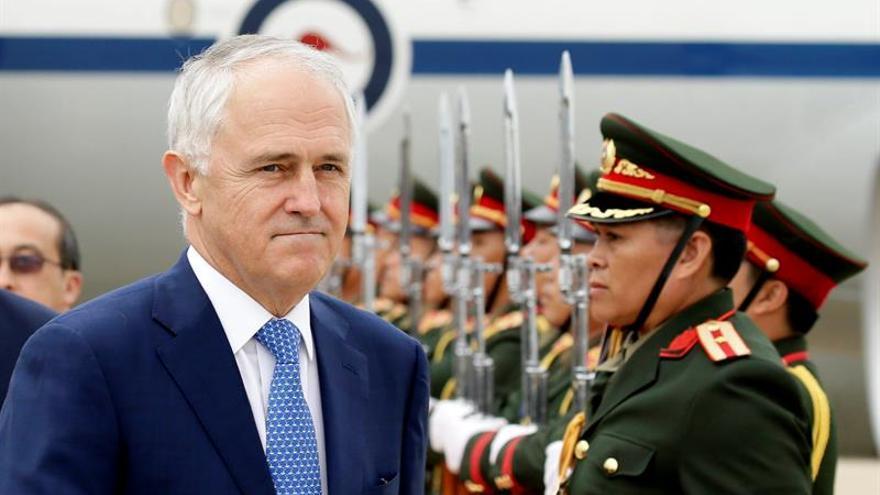 Australia lamenta las bajas de soldados sirios en un erróneo bombardeo aliado