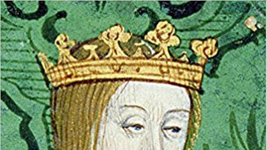 Portada del libro 'Isabel la Católica', de Giles Tremlett