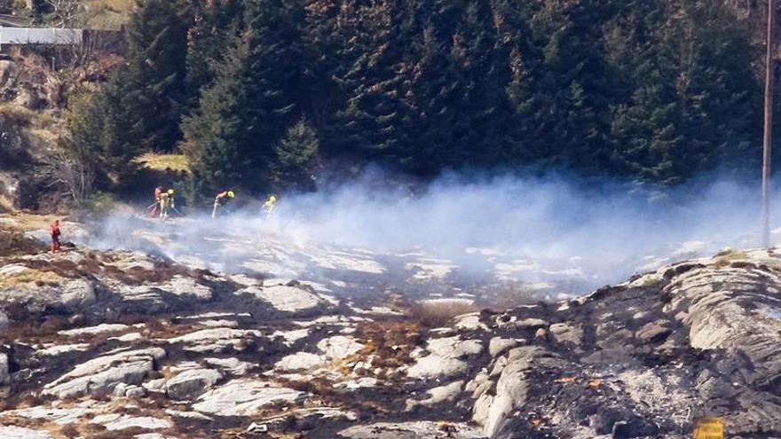 El accidente del helicóptero en la costa noruega se debió a un fallo técnico