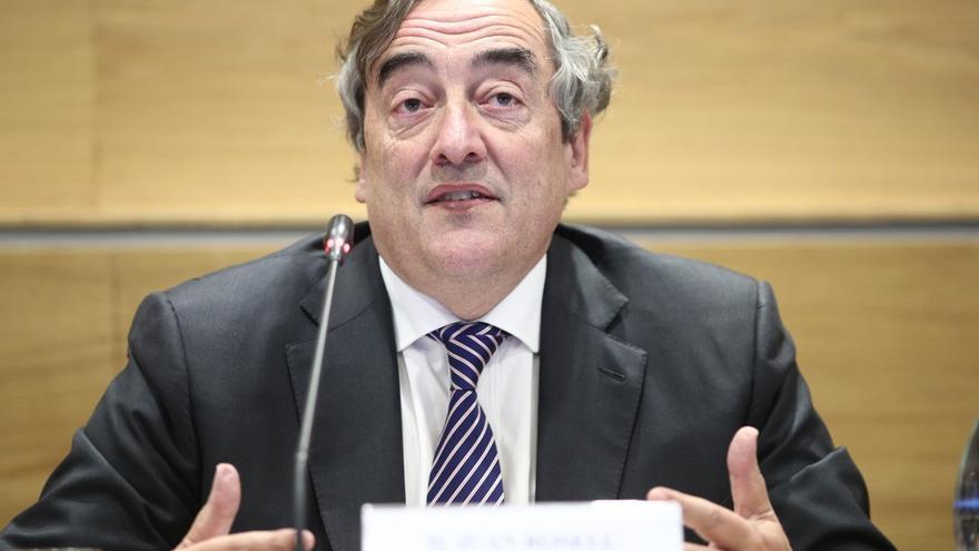"""Rosell pide estudiar la propuesta de Urkullu y """"reposar"""" las propuestas de Iceta de Hacienda catalana y quita de deuda"""