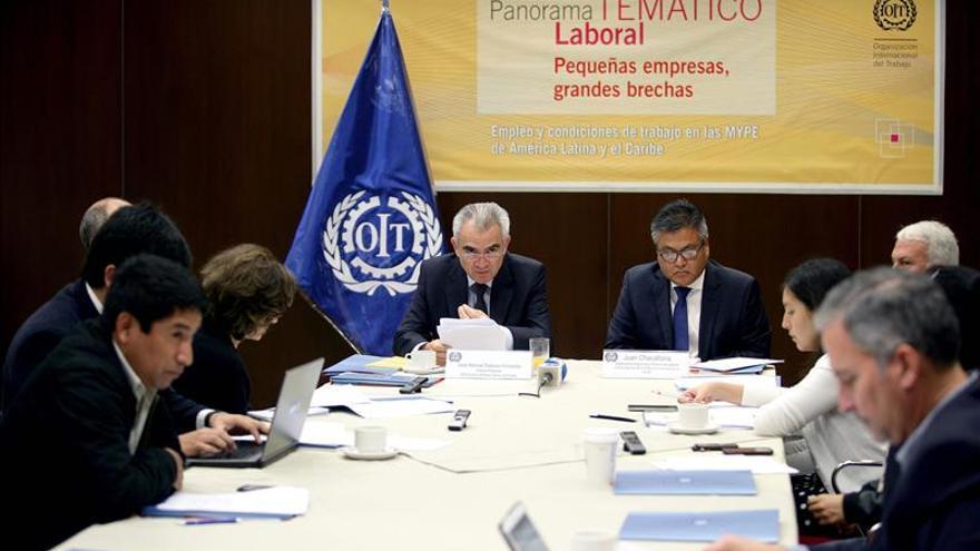 Micro y pequeñas empresas son clave para mejorar el empleo en América Latina, dice la OIT