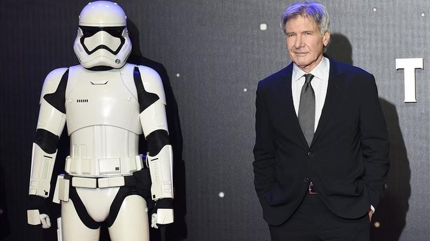 """Harrison Ford: """"Gracias a Han Solo he tenido trabajo toda mi vida"""""""