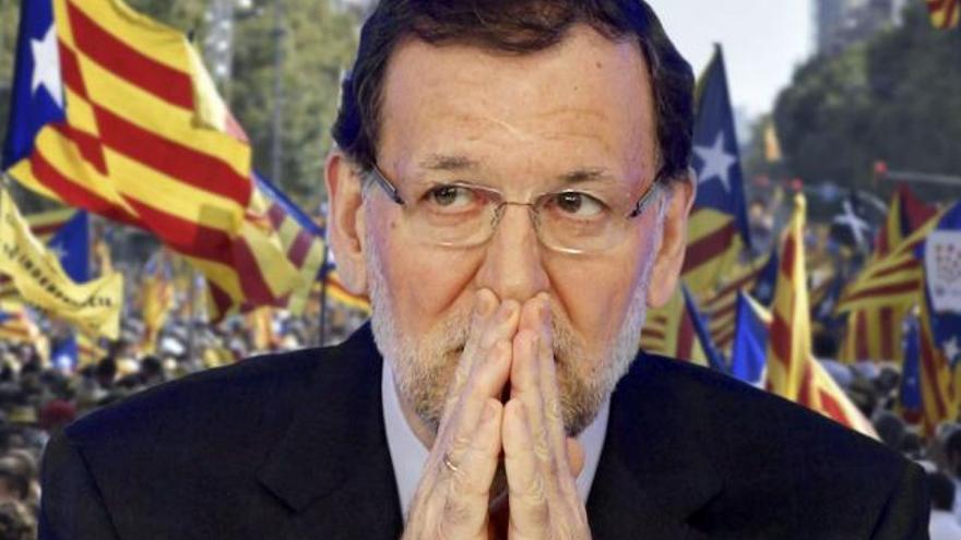 Mariano Rajoy, presidente del Gobierno de España. (CA).