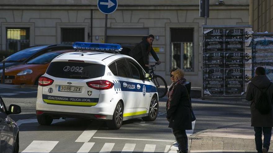 La Policía de Vitoria decide mantener la huelga de celo iniciada en noviembre