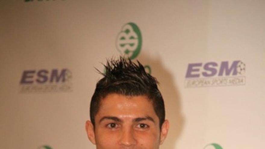 Cristiano Ronaldo, Bota De Oro