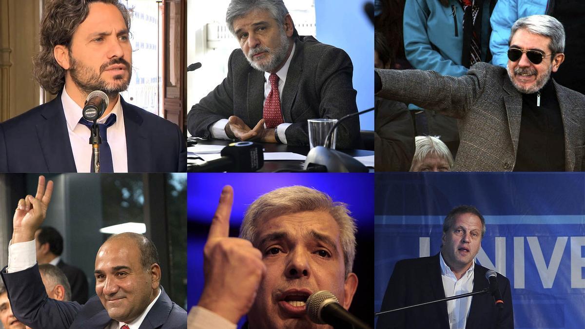 Los nuevos ministros del Gabinete