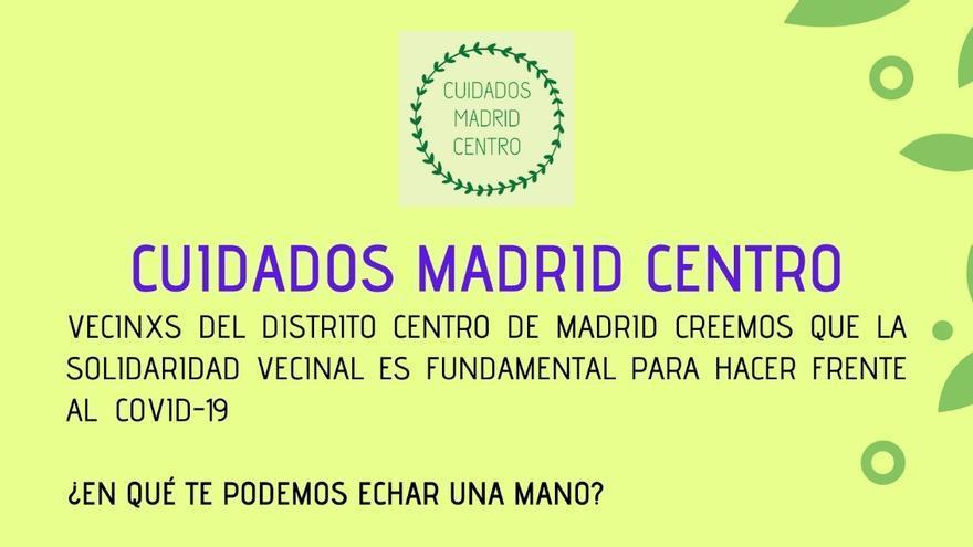 Cuidados Madrid Centro - portada