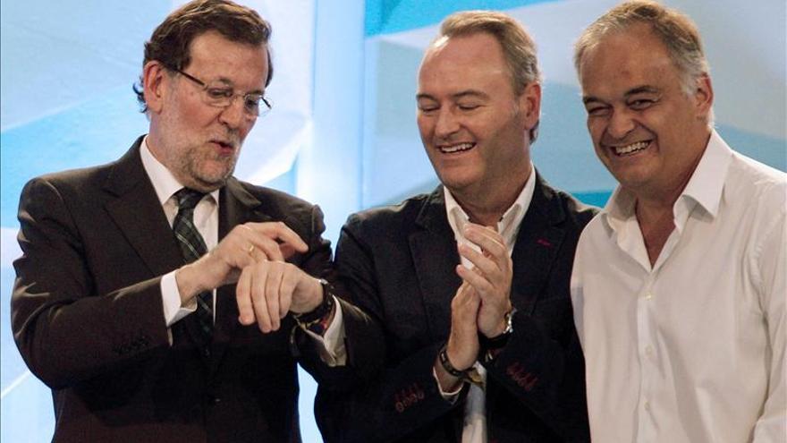 """Rajoy, seguro de ganar pese al """"descomunal esfuerzo"""" del PSOE para impedirlo"""