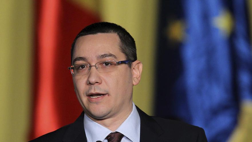 El primer ministro rumano exige reducir a la mitad el número de altos cargos