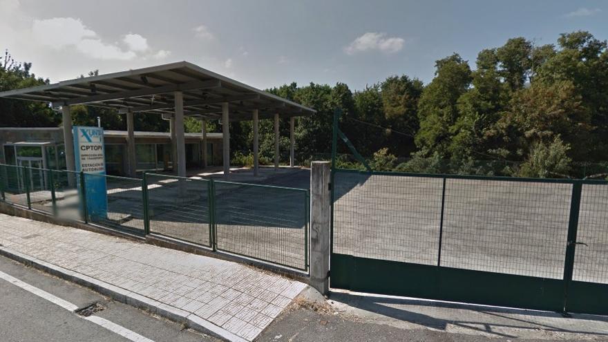 Estación de autobús de Celanova