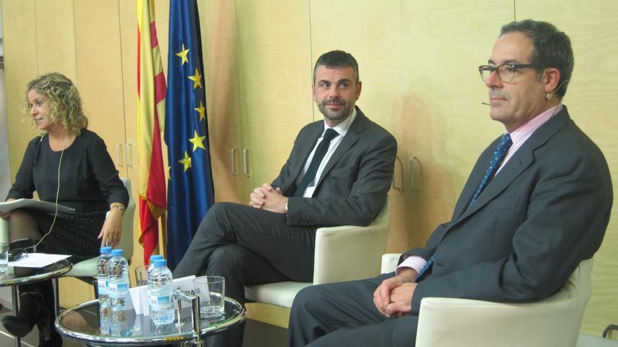 """El conseller Vila y Macias (CiU) acusan al Gobierno de hacer infraestructuras con """"criterio político"""""""