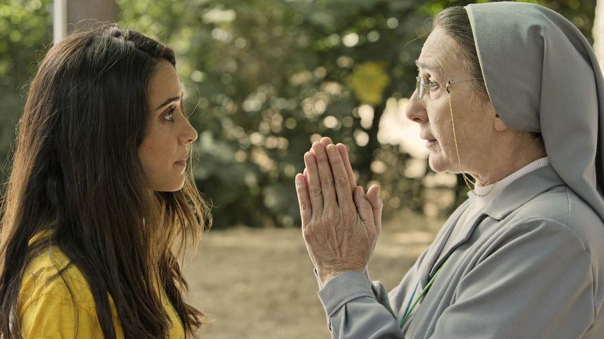 Fotograma de la película 'La llamada'