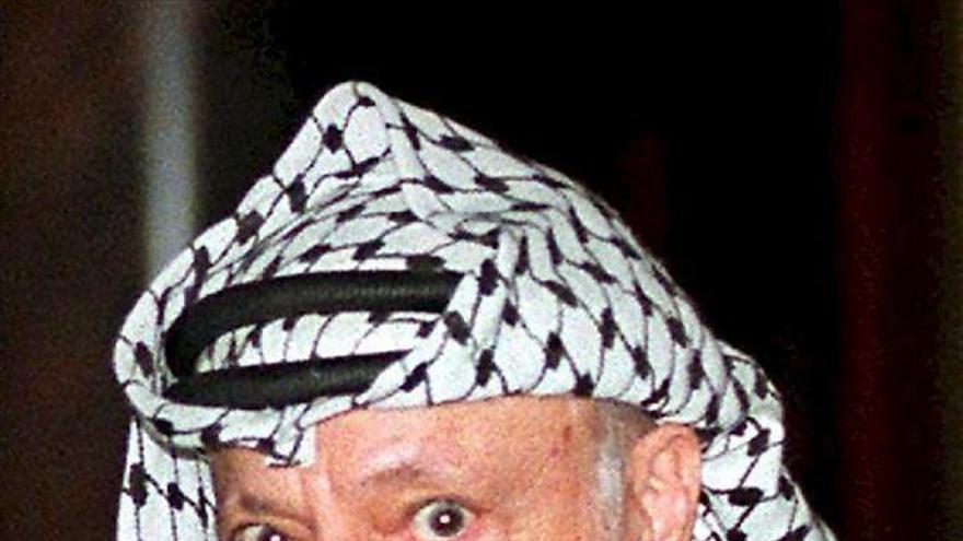 Los análisis confirman que Arafat fue envenenado con polonio, según Al Yazira