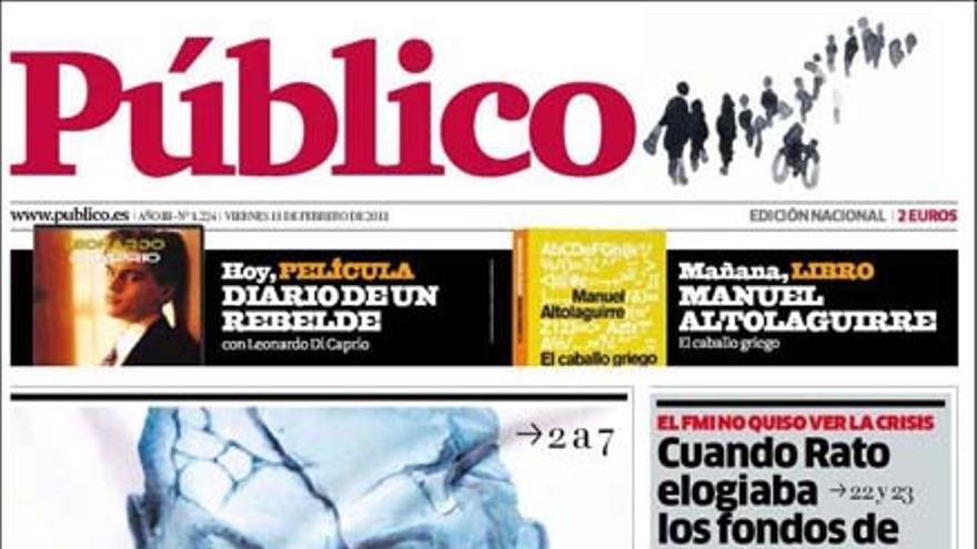 De las portadas del día (11/02/2011) #12