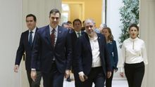 Imagen de archivo del último acuerdo del Gobierno sobre ampliación de los ERTE. EFE