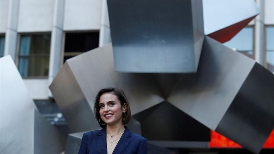Verónica Echegui, premiada en el Festival de Cine de Alicante