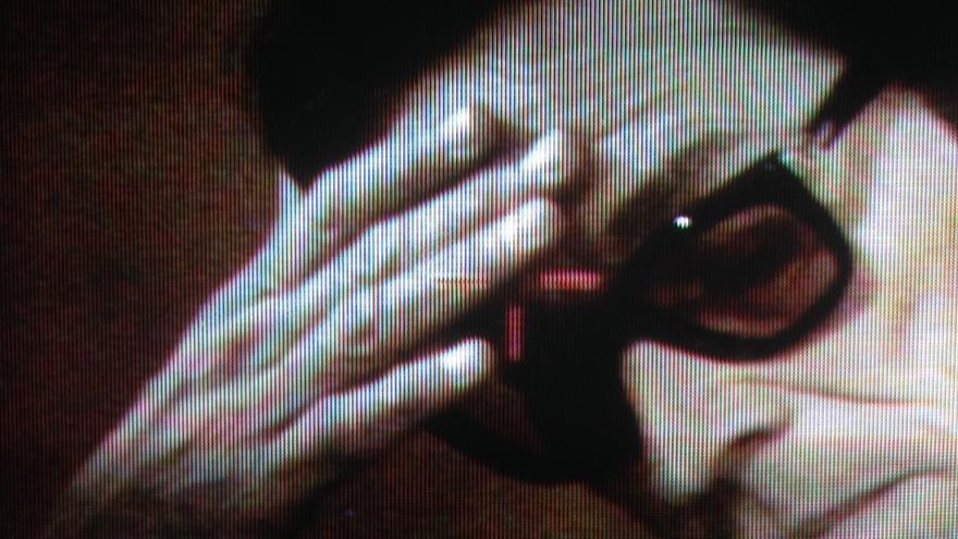 Willem Dafoe como Pier Paolo Pasolini en la película de Abel Ferrara
