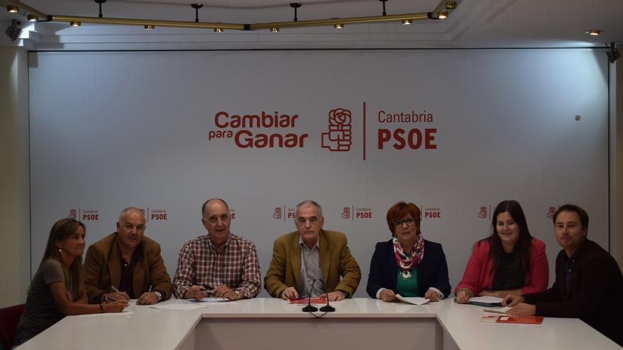 El PSOE constituye la Comisión de Ética y Garantías, que preside Adolfo Cagigas