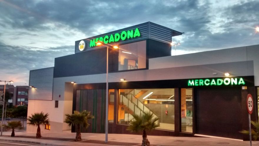 Apertura de Mercadona en Granadilla de Abona