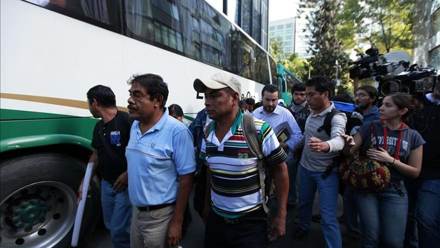 Padres exigen a autoridades mexicanas intensificar búsqueda de desaparecidos