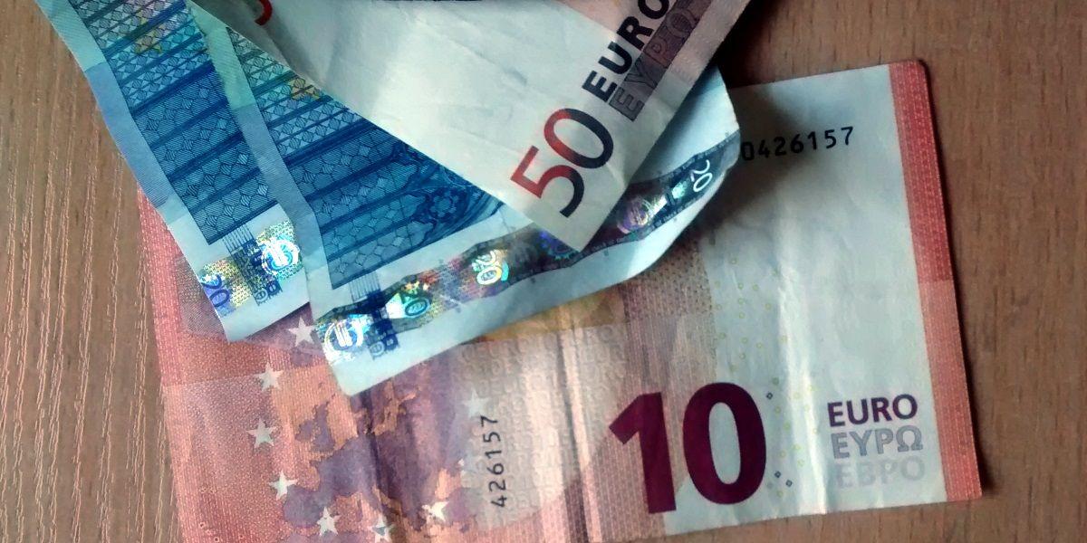 Billetes de 50, 20 y 10 euros | SOMOS MALASAÑA