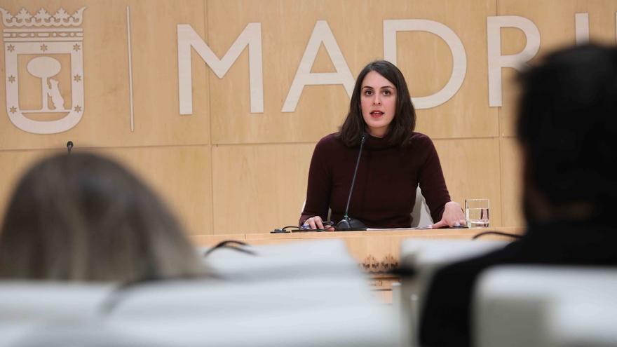 Maestre no cree que Errejón deba dejar Podemos y está segura de que en mayo habrá una única candidatura