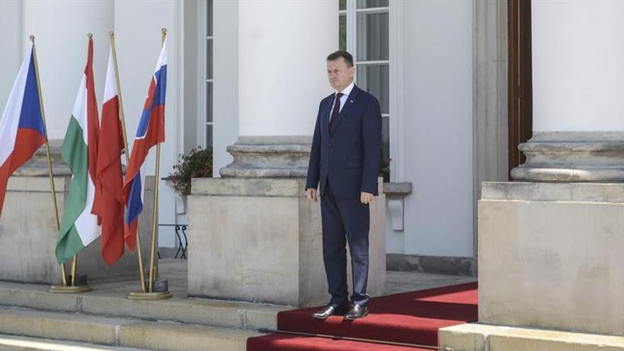 """El ministro de Interior polaco culpa al """"multiculturalismo"""" del atentado de Niza"""