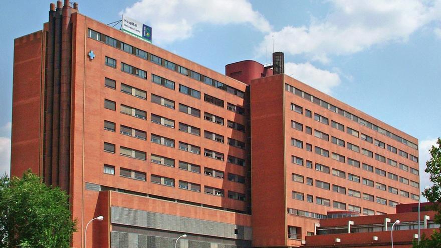 Hospital Universitario de Guadalajara / Foto: SESCAM