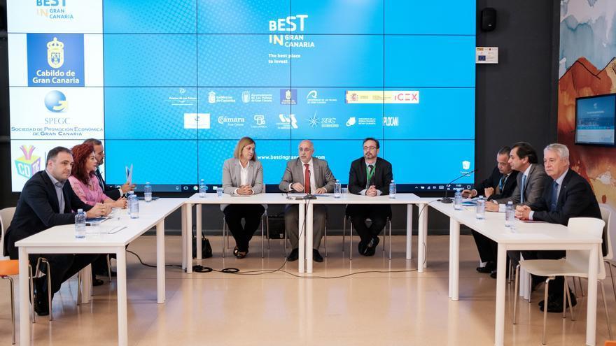 Reunión del consejo directivo de Best in Gran Canaria
