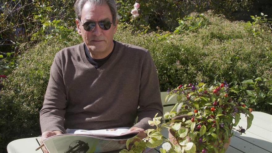 Auster se pondrá a la cabeza de la organización de escritores PEN.