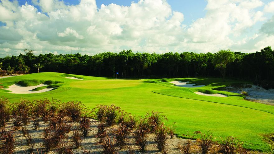 Cana Bay Palace Golf Course