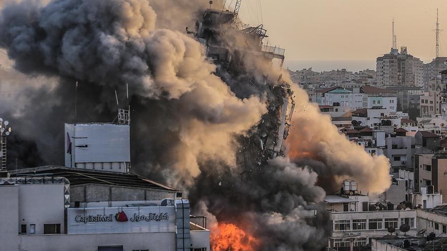 El Gobierno de Ecuador pide frenar la espiral de violencia en Gaza e Israel
