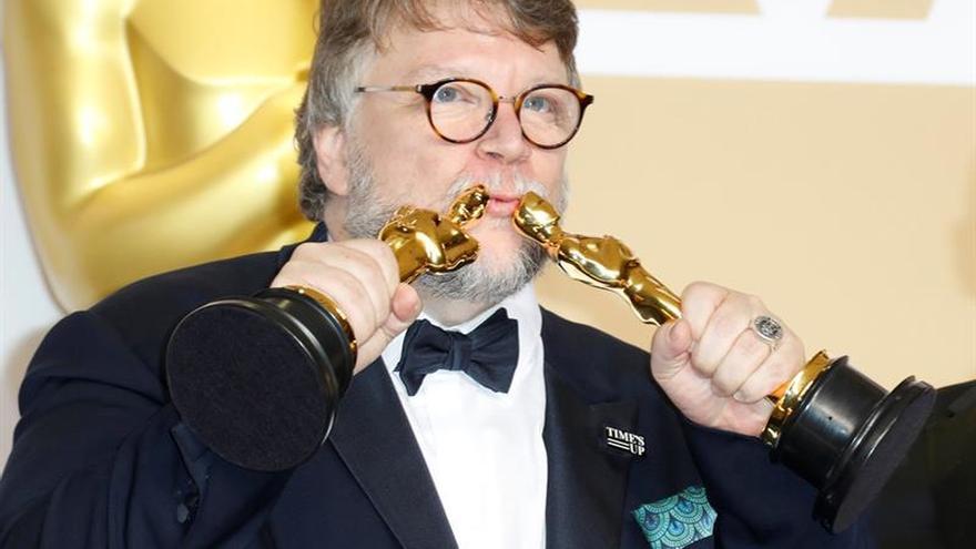 """""""The Shape of Water"""" se lleva el Óscar a la mejor película"""