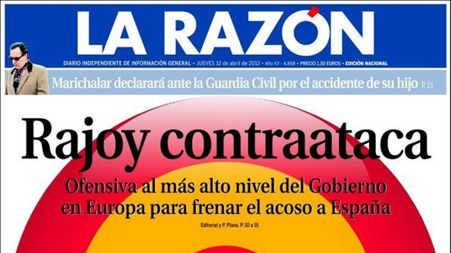 De las portadas del día (12/04/2012) #9
