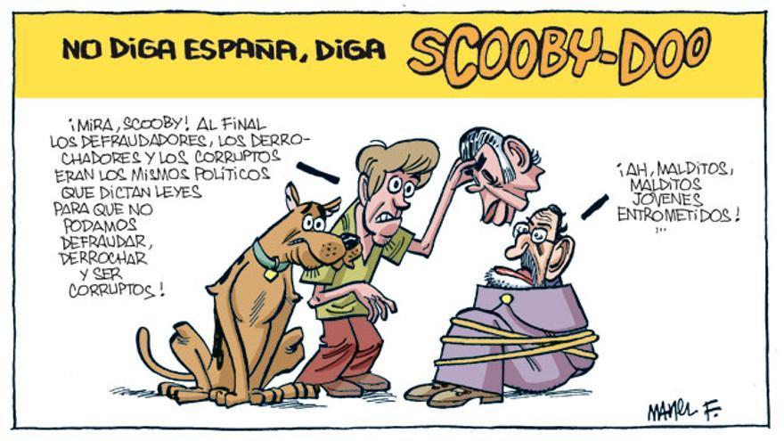 No diga España
