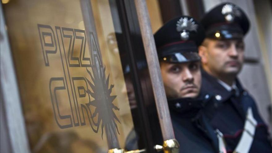 La denuncia de 36 empresarios italianos conduce a la detención de 22 capos mafiosos