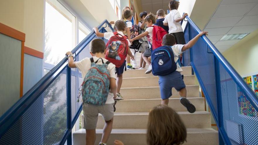 Los docentes españoles sufren más interrupción en clase que el resto de OCDE