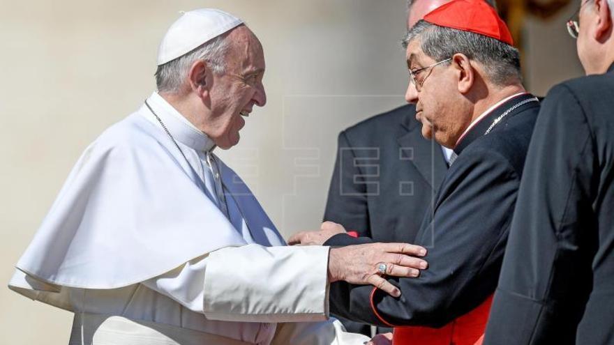 El arzobispo de Nápoles envía al Vaticano un informe sobre orgías de curas gais