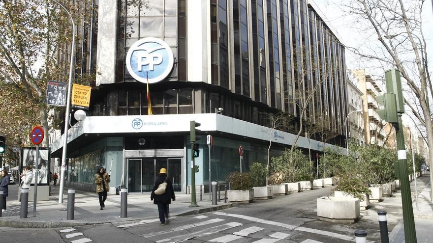 """El extesorero del PP Rosendo Naseiro asegura en el Congreso que """"nunca"""" ha pedido dinero a """"nadie"""" para el PP"""