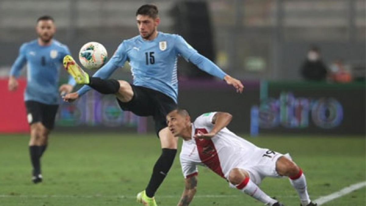 Perú y Uruguay repartieron puntos.