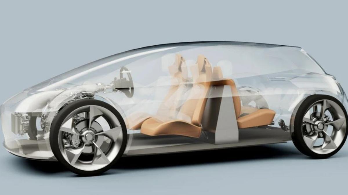 Page-Roberts se ha descolgado con la patente de unas baterías que se colocan en posición vertical entre los asientos delanteros y los traseros.
