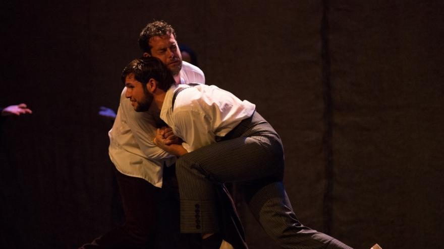 La sala teatral repone la tragedia poética de Lorca bajo la dirección de Jose Sáiz
