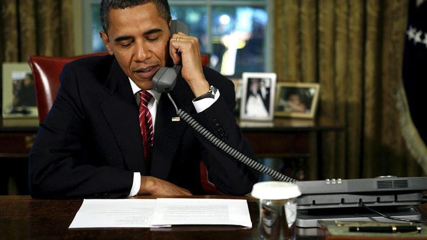 Obama llama a líderes del Congreso antes de nuevo voto sobre el cierre del Gobierno