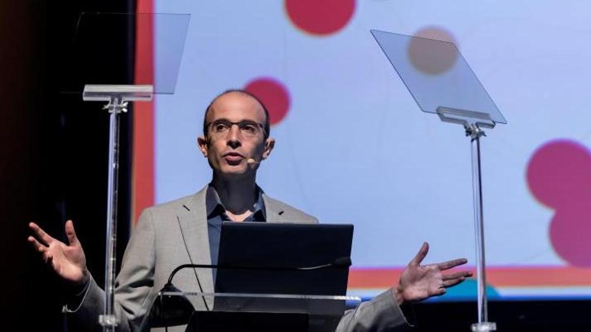 El historiador Yuval Noah Harari, en una imagen de archivo.