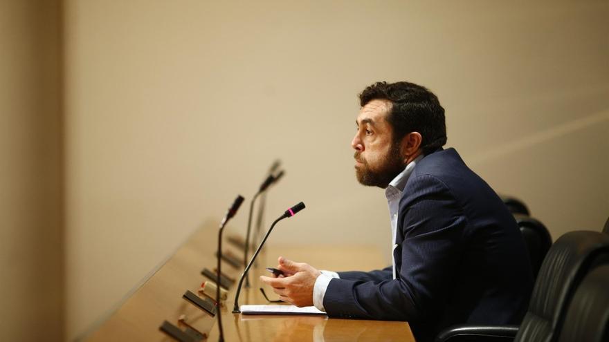 """Ciudadanos pide al PSOE que aclare """"con una sola cara"""" qué es lo que quiere hacer en el futuro"""